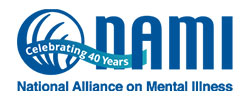 National Alliance on Mental Health logo