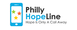 Philly Hope Line logo